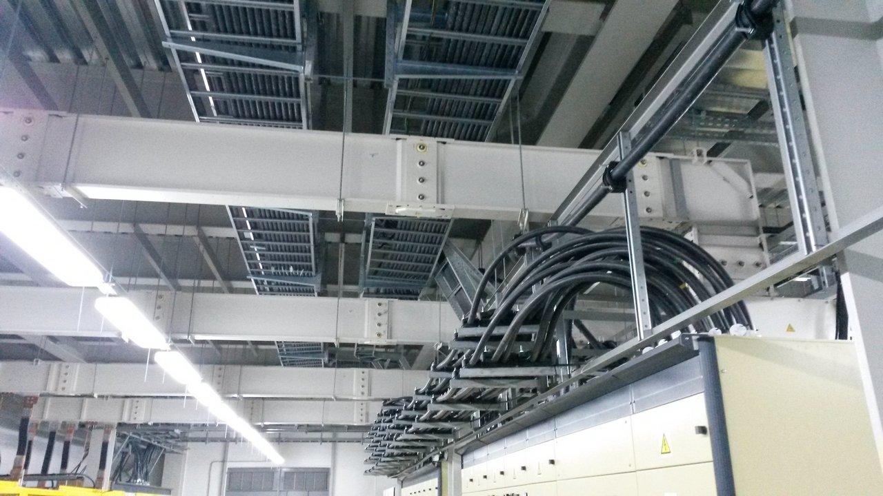 прокладка кабеля от трансформаторной подстанции до здания