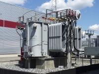 Техническое обслуживание системы электроснабжения завода Хевел