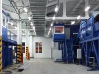Электромонтажные работы для мусоросортировочного комплекса.