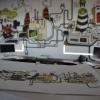 Фотопечать на фресках с интегрированной светодиодной подсветкой