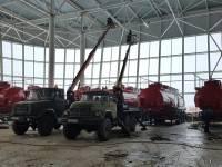 Производство танк-контейнеров