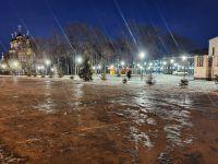 Замена 8813 уличных светильников на светодиодные в г. Чебоксары